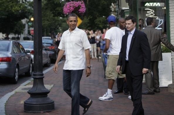 Barrack Obama photo