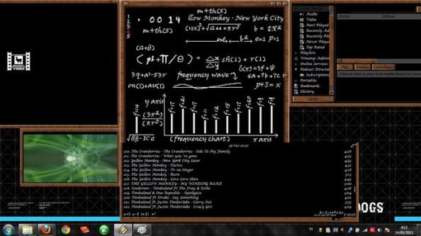 maths - blackboard edition-